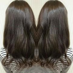 大人かわいい グラデーションカラー 外国人風 ナチュラル ヘアスタイルや髪型の写真・画像