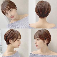 フェミニン デート パーマ オフィス ヘアスタイルや髪型の写真・画像