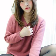 秋 コンサバ アッシュ ゆるふわ ヘアスタイルや髪型の写真・画像