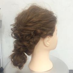 大人かわいい 結婚式 謝恩会 ロング ヘアスタイルや髪型の写真・画像