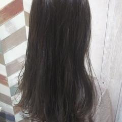 フェミニン オフィス ロング 成人式 ヘアスタイルや髪型の写真・画像
