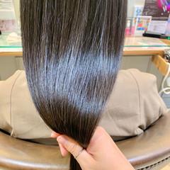 髪質改善 髪質改善トリートメント トリートメント ロング ヘアスタイルや髪型の写真・画像