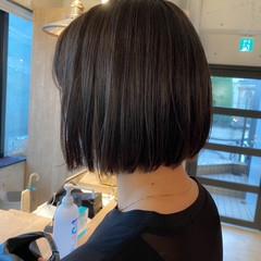 ベージュカラー 暖色 透明感カラー ナチュラル ヘアスタイルや髪型の写真・画像