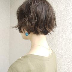 エレガント フェミニン 上品 ボブ ヘアスタイルや髪型の写真・画像