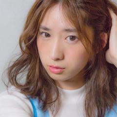 ロング 外国人風 フェミニン 簡単ヘアアレンジ ヘアスタイルや髪型の写真・画像