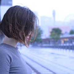 髪質改善トリートメント ショートヘア 髪質改善カラー ボブ ヘアスタイルや髪型の写真・画像