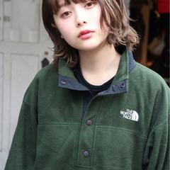 ボブ 謝恩会 アウトドア スポーツ ヘアスタイルや髪型の写真・画像