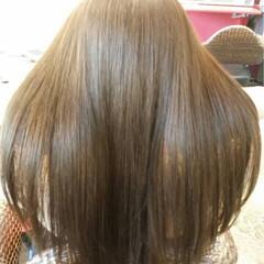 コンサバ 夏 トリートメント 涼しげ ヘアスタイルや髪型の写真・画像