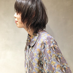 モード 大人女子 ニュアンス 外国人風 ヘアスタイルや髪型の写真・画像