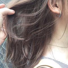 ナチュラル こなれ感 簡単ヘアアレンジ ヘアアレンジ ヘアスタイルや髪型の写真・画像