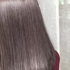 デート オフィス ミディアム 艶髪 ヘアスタイルや髪型の写真・画像