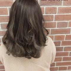 ボブ 冬 外国人風 ナチュラル ヘアスタイルや髪型の写真・画像