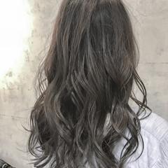前髪あり ミディアム デート オフィス ヘアスタイルや髪型の写真・画像