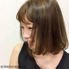 ゆるふわ 大人かわいい 外国人風 ナチュラル ヘアスタイルや髪型の写真・画像