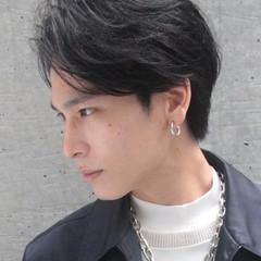 メンズスタイル メンズヘア メンズマッシュ モード ヘアスタイルや髪型の写真・画像