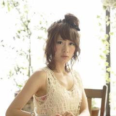 フェミニン アップスタイル ナチュラル ヘアアレンジ ヘアスタイルや髪型の写真・画像