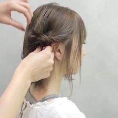 ミルクティー ナチュラル ミルクティーベージュ グレージュ ヘアスタイルや髪型の写真・画像