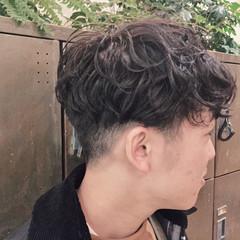 オフィス ストリート 坊主 ショート ヘアスタイルや髪型の写真・画像