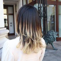 ネオウルフ ウルフカット ナチュラルウルフ ストリート ヘアスタイルや髪型の写真・画像
