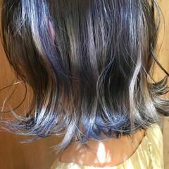 渋谷系 オフィス アウトドア 外ハネ ヘアスタイルや髪型の写真・画像