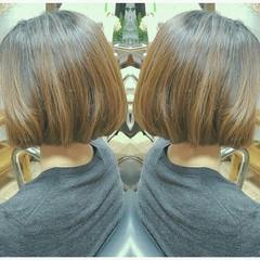 色気 ボブ 艶髪 大人かわいい ヘアスタイルや髪型の写真・画像