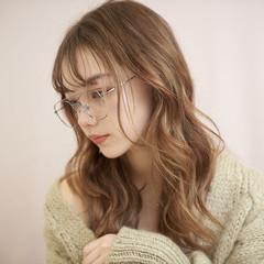 横顔美人 モテ髪 モテ髮シルエット 巻き髪 ヘアスタイルや髪型の写真・画像