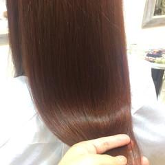 ロング コンサバ トリートメント 艶髪 ヘアスタイルや髪型の写真・画像