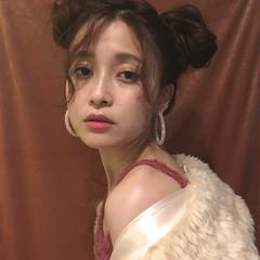 パーマ 大人女子 ロング ショート ヘアスタイルや髪型の写真・画像