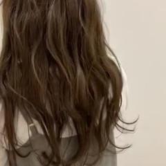 透明感カラー ナチュラル ツヤ髪 イルミナカラー ヘアスタイルや髪型の写真・画像