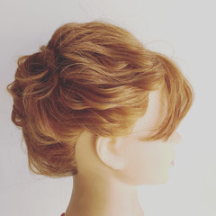 ナチュラル ショート 大人かわいい ミディアム ヘアスタイルや髪型の写真・画像
