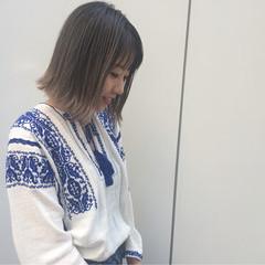 グラデーションカラー ローライト ハイライト 外国人風 ヘアスタイルや髪型の写真・画像