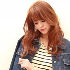 外国人風カラー ハイライト フェミニン イルミナカラー ヘアスタイルや髪型の写真・画像