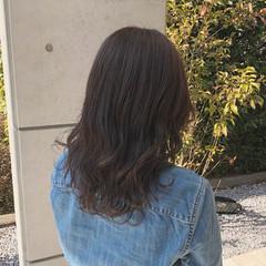 アンニュイ オフィス ゆるふわ 上品 ヘアスタイルや髪型の写真・画像