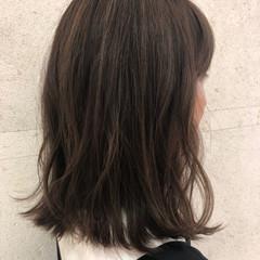ゆるふわ ナチュラル ハイライト 極細ハイライト ヘアスタイルや髪型の写真・画像