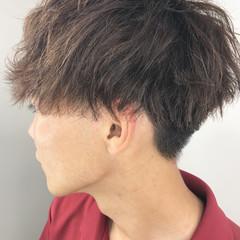 メンズマッシュ メンズカット メンズパーマ メンズ ヘアスタイルや髪型の写真・画像