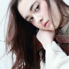 ナチュラル フェミニン 大人かわいい 外国人風 ヘアスタイルや髪型の写真・画像