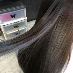 オリーブアッシュ ストリート 外国人風 ブルージュ ヘアスタイルや髪型の写真・画像
