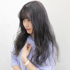 ストリート グレージュ 外国人風カラー アッシュ ヘアスタイルや髪型の写真・画像