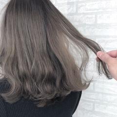 謝恩会 簡単ヘアアレンジ ミディアム ナチュラル ヘアスタイルや髪型の写真・画像