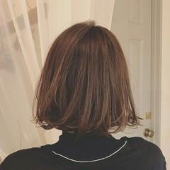 秋 ボブ 外国人風 冬 ヘアスタイルや髪型の写真・画像