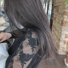 ロング レイヤーロングヘア 成人式 アンニュイほつれヘア ヘアスタイルや髪型の写真・画像