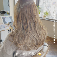 360度どこからみても綺麗なロングヘア ナチュラル 透明感カラー ロング ヘアスタイルや髪型の写真・画像