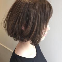 コンサバ ミディアム ワンカール 大人かわいい ヘアスタイルや髪型の写真・画像