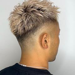 ストリート メンズヘア 刈り上げ 刈り上げショート ヘアスタイルや髪型の写真・画像