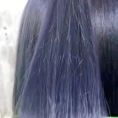 ブリーチ ガーリー ブルージュ ブリーチ必須 ヘアスタイルや髪型の写真・画像