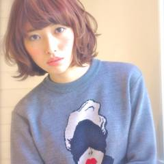 モテ髪 ガーリー フェミニン ストリート ヘアスタイルや髪型の写真・画像