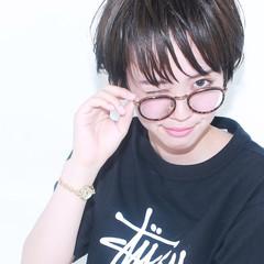 イルミナカラー ウェットヘア ガーリー 黒髪 ヘアスタイルや髪型の写真・画像