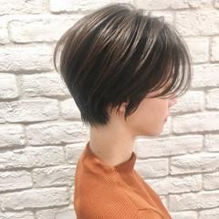 女子力 ヘアアレンジ ショート ナチュラル ヘアスタイルや髪型の写真・画像