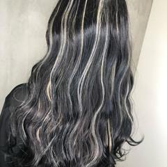 ハイライト グラデーションカラー ストリート 外国人風カラー ヘアスタイルや髪型の写真・画像