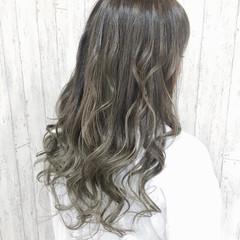 上品 ハロウィン セミロング エレガント ヘアスタイルや髪型の写真・画像